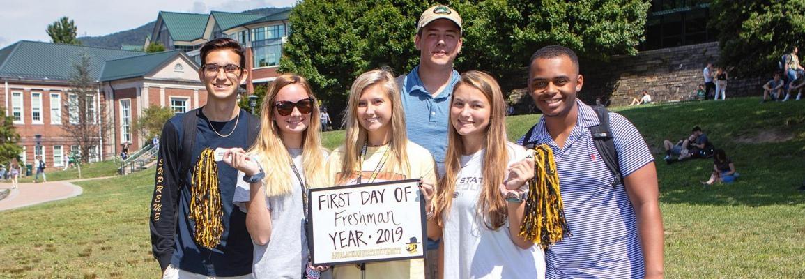 GEAR UP guarantee appalachian state University