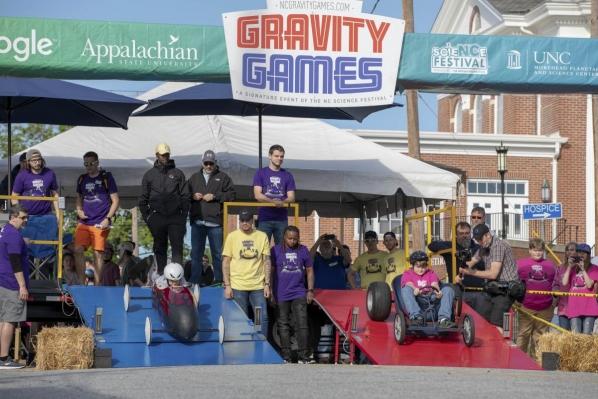 GEAR UP Google Gravity Games