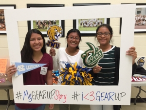 GEAR UP appstate Burke County scholarship